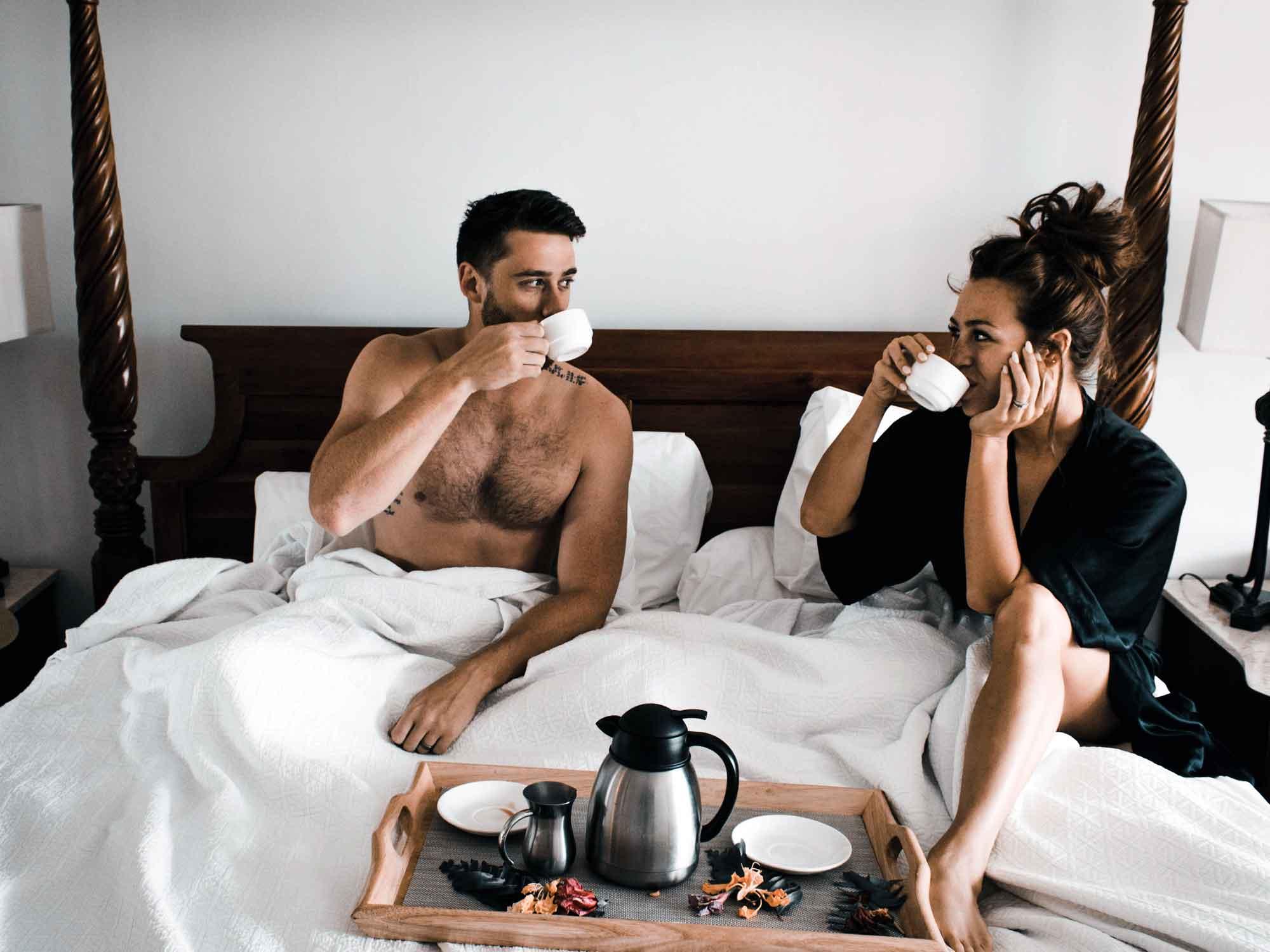 7 Kleinigkeiten, die deinen Mann glücklich machen